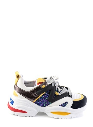Bambi Sneakers Lacivert